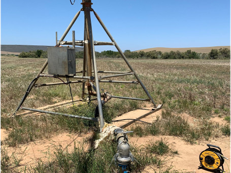 Finding Water in Drought Stricken Western Cape